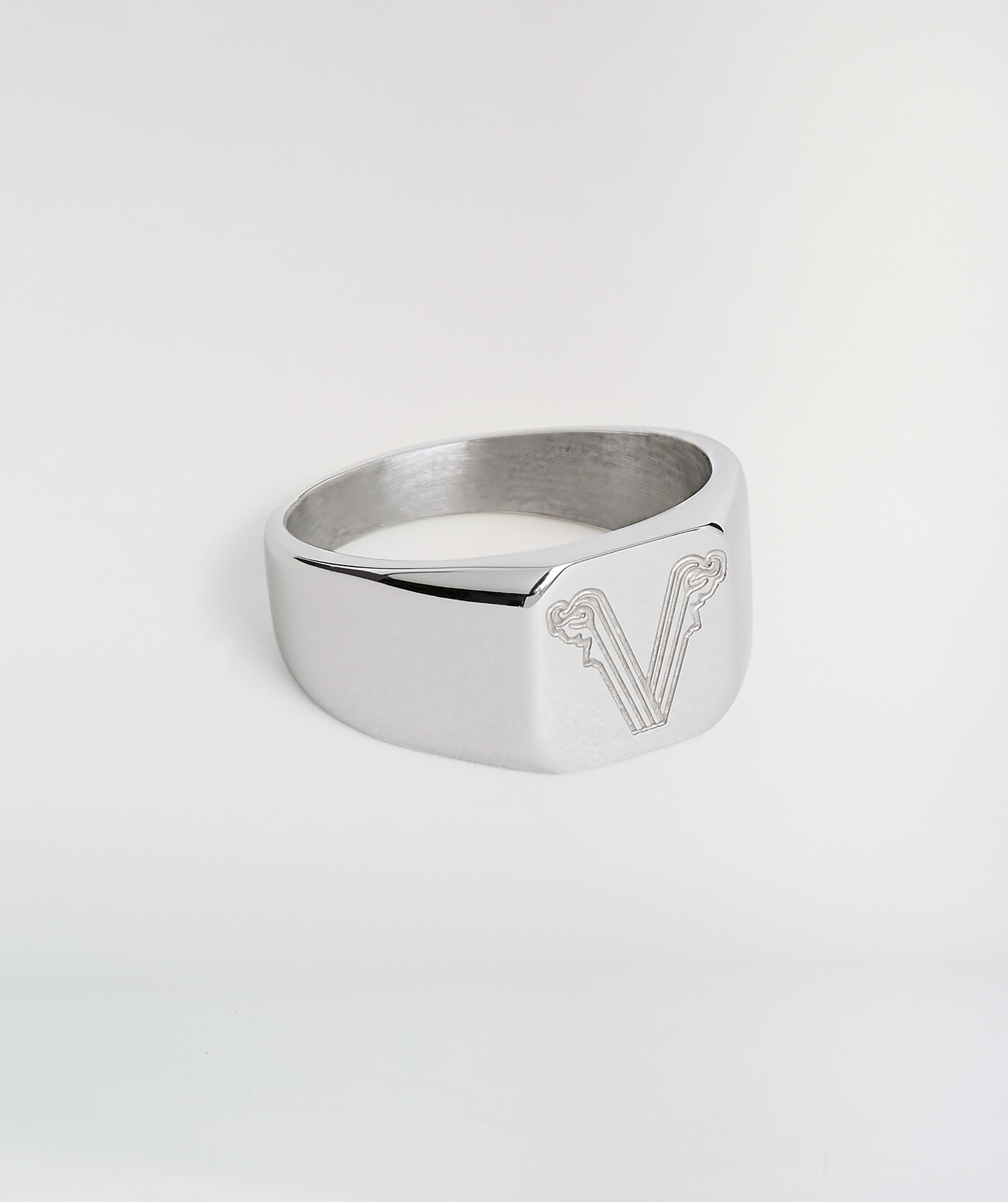 JOSH V ALYSSANDRA Ring Zilver