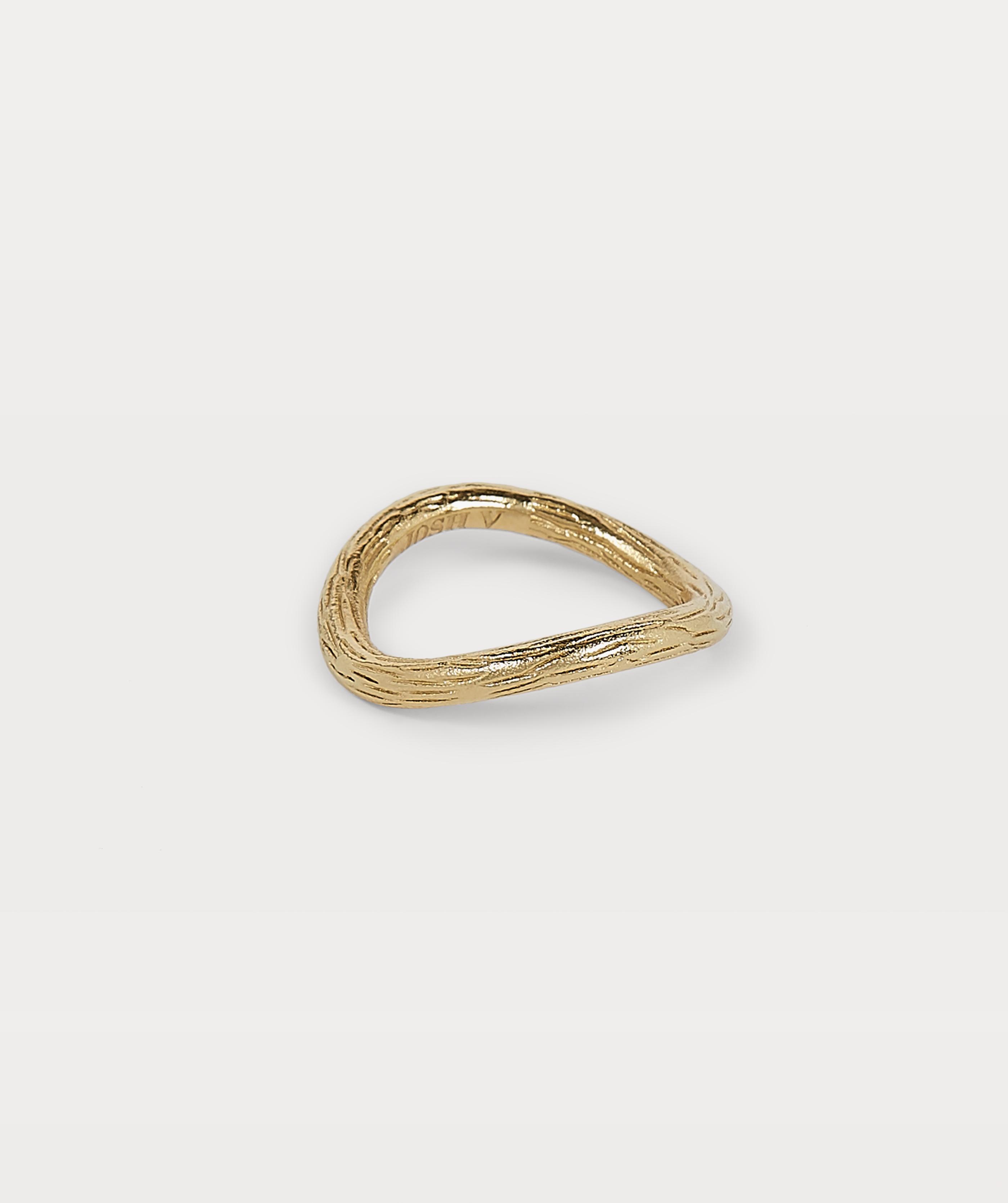 JOSH V JV SECILIA Ring Goud