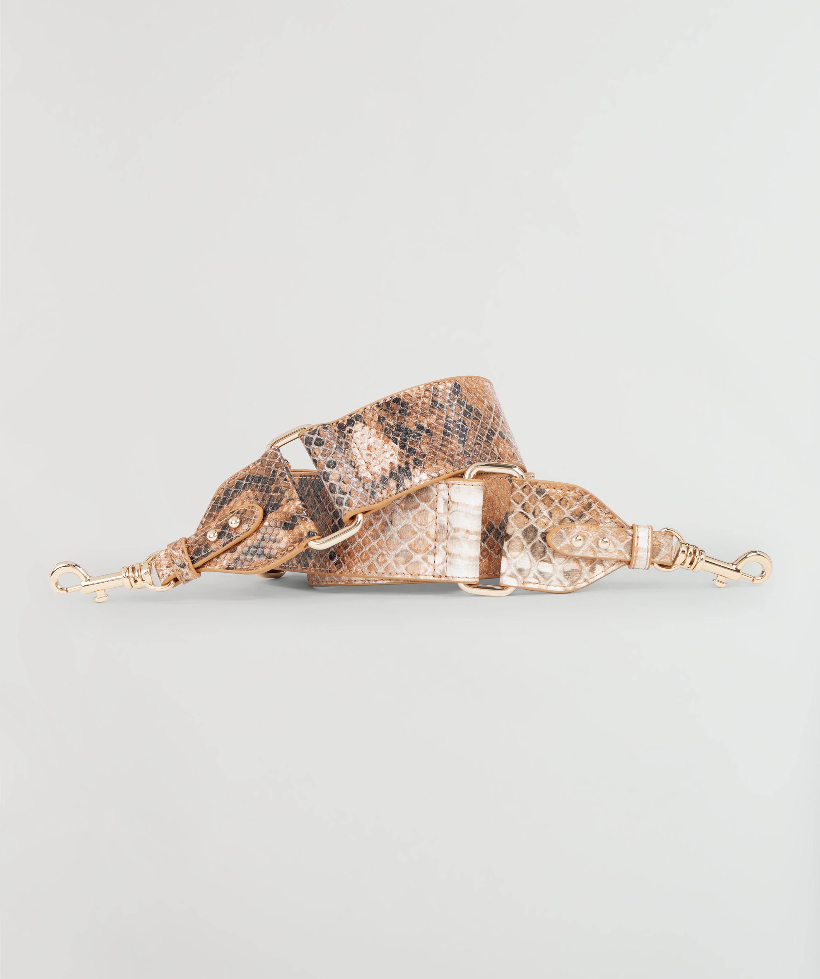 JOSH V NATALIA Strap Bronze Snake